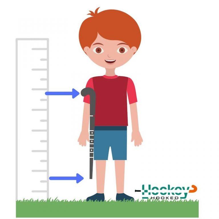 How size a hockey stick for kids dutch method