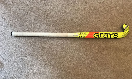 Grays GX11000 is the best stick for drag flicking