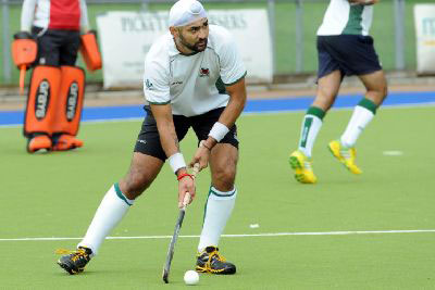 World record holder, Sandeep Singh