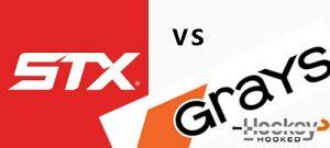 STX vs Grays field hockey sticks?