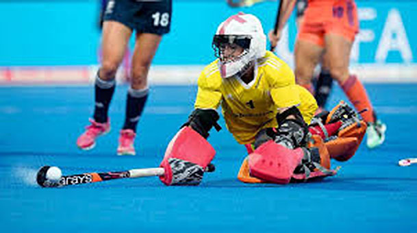 best women's field hockey goalkeeper
