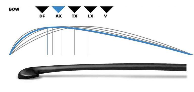 Adidas hockey stick bow