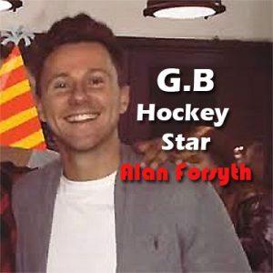 GB Men's Field Hockey Star