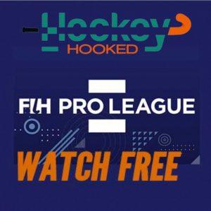Watch FIH Pro League Free