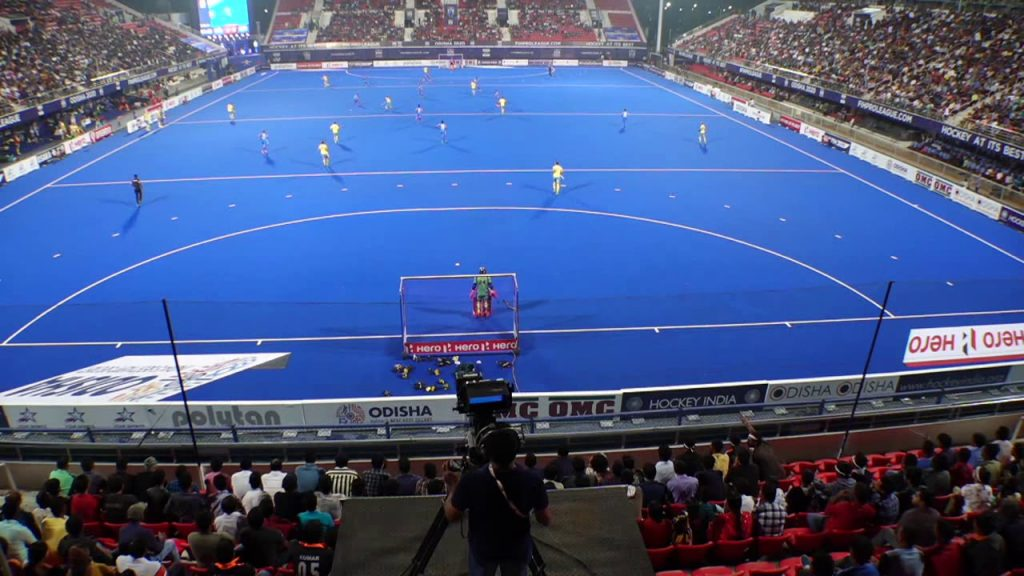 Blue Water Based Pitch