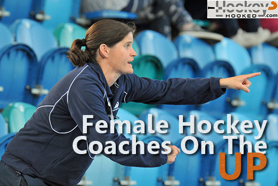 Women's Field Hockey Coaching is on the up