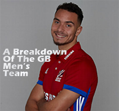 A breakdown of the Great Britain Men's Field Hockey team
