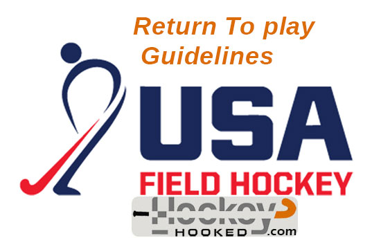 USA Field Hockey Releases return To play Guidelines