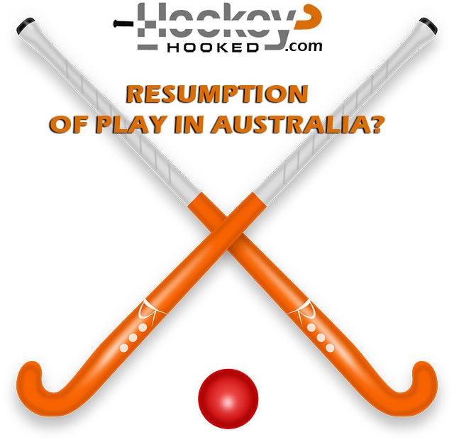 Hockey Australia Preparing for Return of Field Hockey