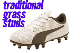 Traditional Grass Hockey Shoes