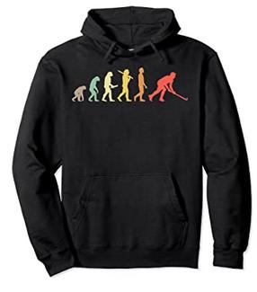Retro Hockey Sweatshirt