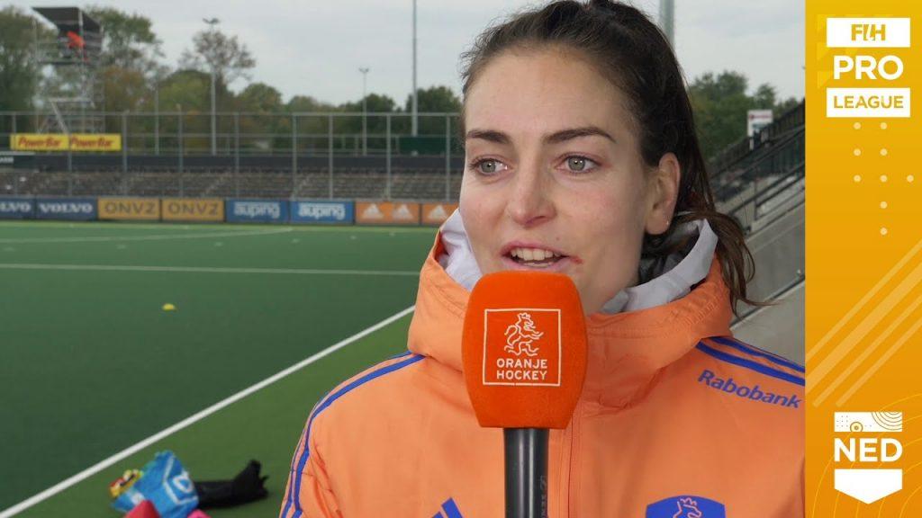 Eva de Goede interview