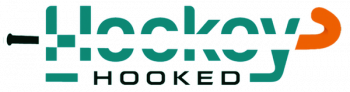 Hockey Hooked Logo green